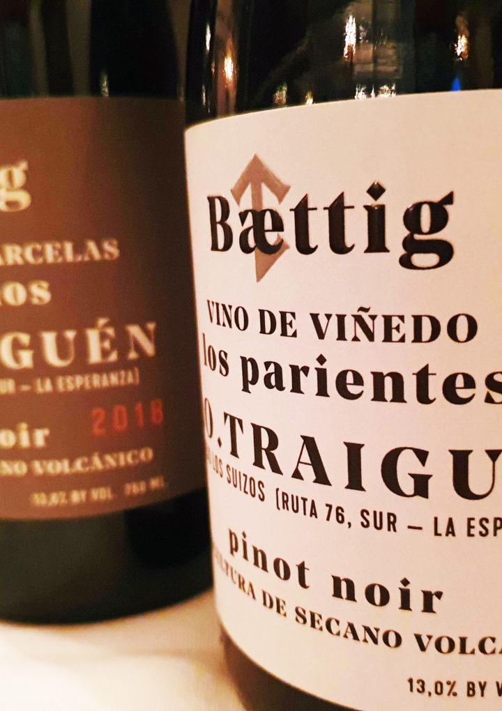Bourgogne flytter til Chile
